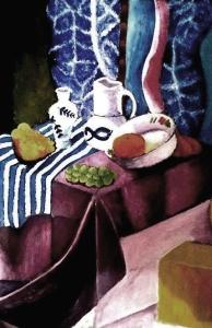 Monika Kłobucka - Malarstwo II