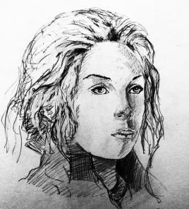Monika Kłobucka - Szkic
