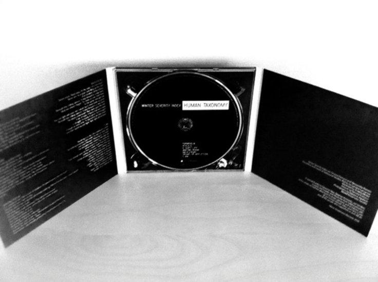 Winter Severity Index: Human Taxonomy - płyta CD