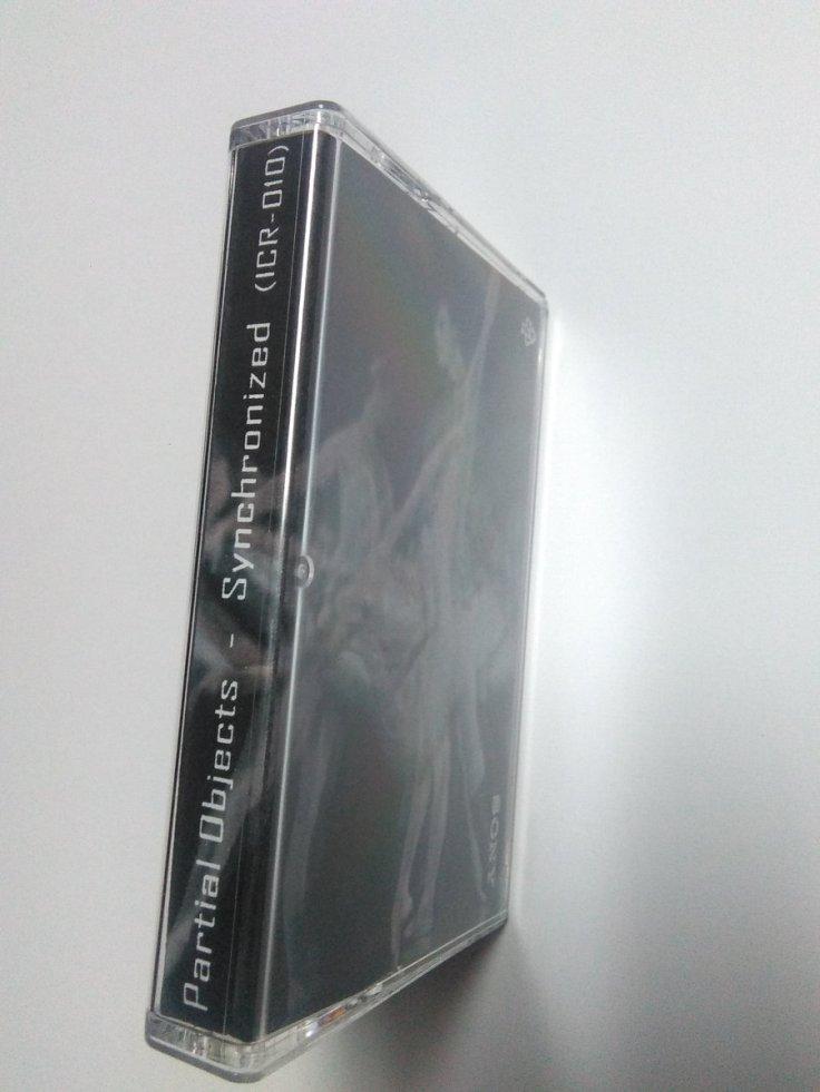 Partial Objects - Synchronized (kaseta magnetofonowa)
