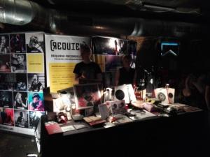 Requiem Records - Klub Hydrozagadka 03.06.2016