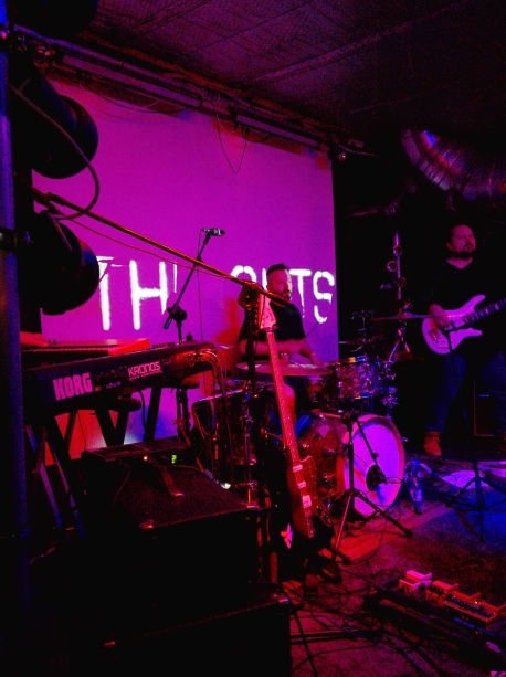 The Cuts - Hydrozagadka (03.06.2016)