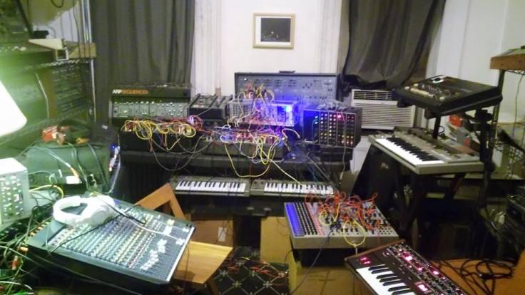 Xeno & Oaklander - studio nagrań