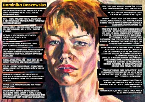 Dominika Daszewska - wizytówka