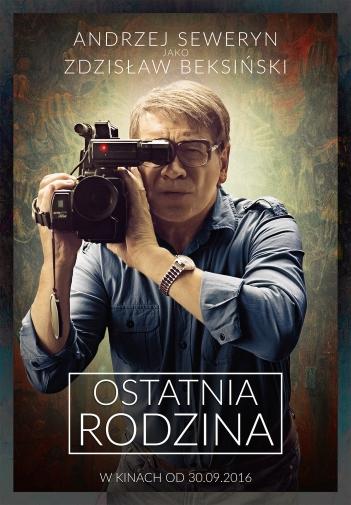 """""""Ostatnia Rodzina"""" (Andrzej Seweryn jako Zdzisław Beksiński)"""