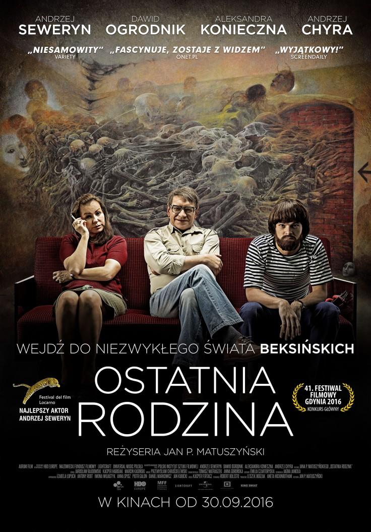 """Ostatnia Rodzina"" (plakat filmu)"