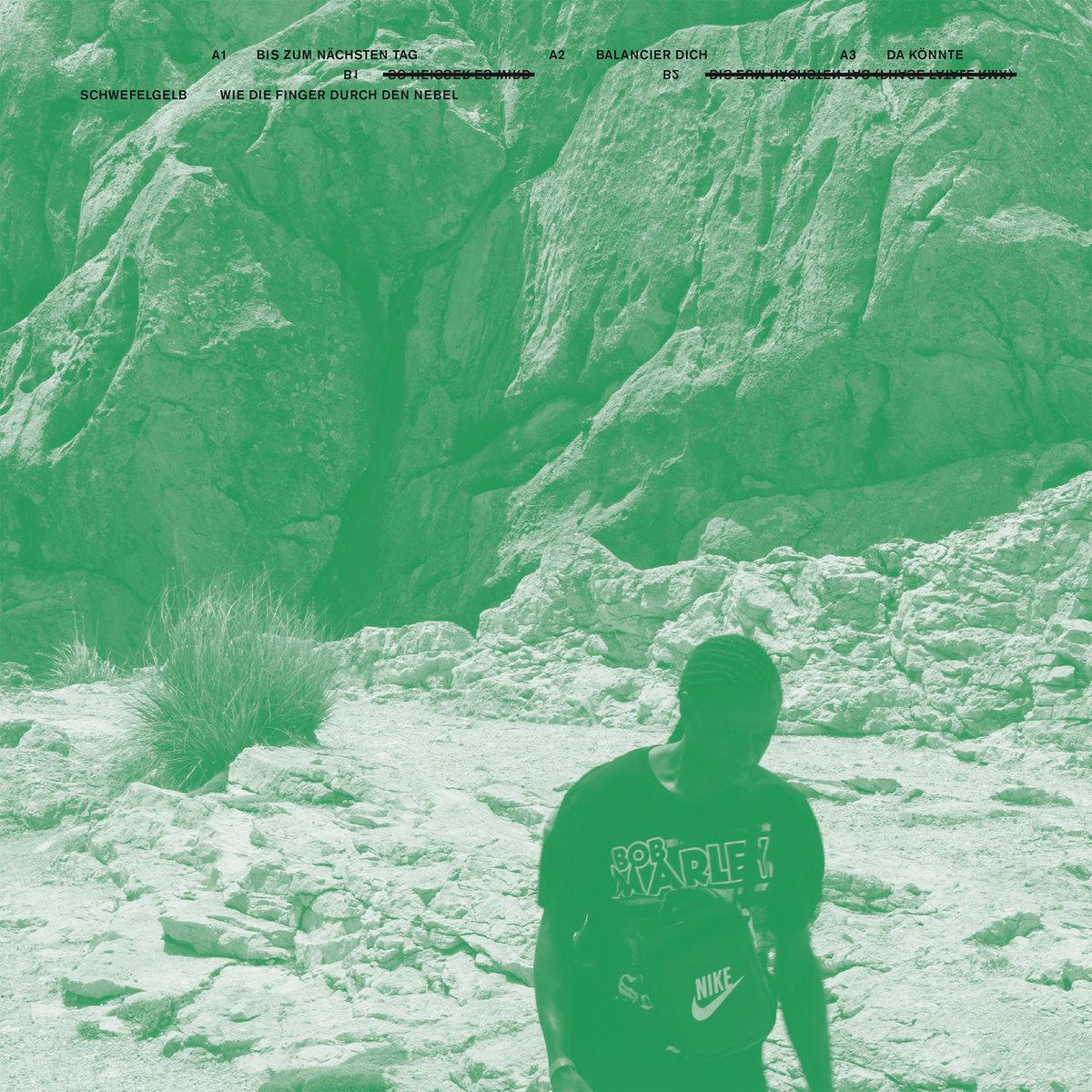 Schwefelgelb - Wie Die Finger Durch Den Nebel (LP; 2016)