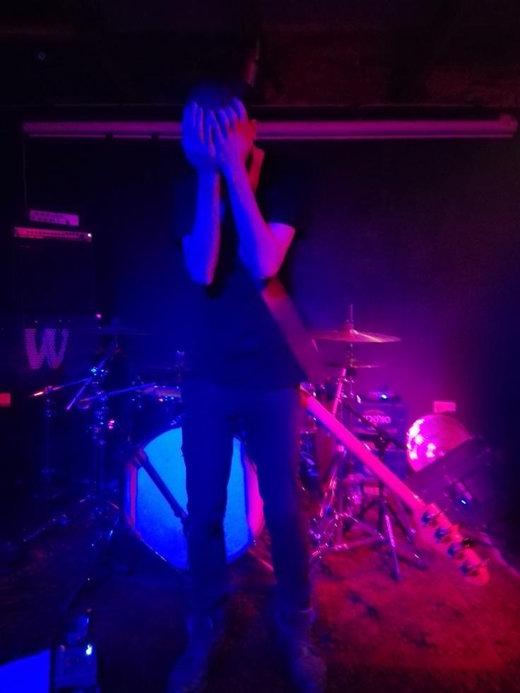 Aviaries - koncert w Chmurach, 12.11.2016