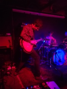 Noże - koncert w Chmurach, 12.11.2016