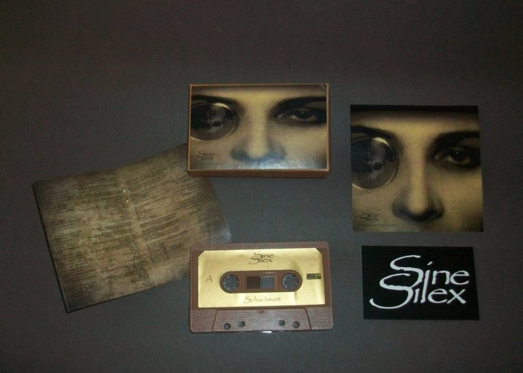Sine Silex - Schachmatt (kaseta magnetofonowa)