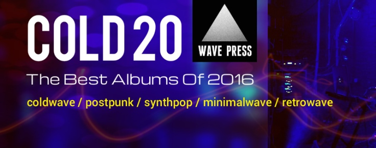 COLD 20 - The Best Albums Of 2016