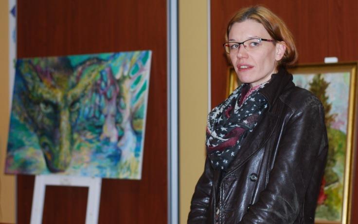 Dominika Daszewska (fot. Zygmunt Mężykowski)