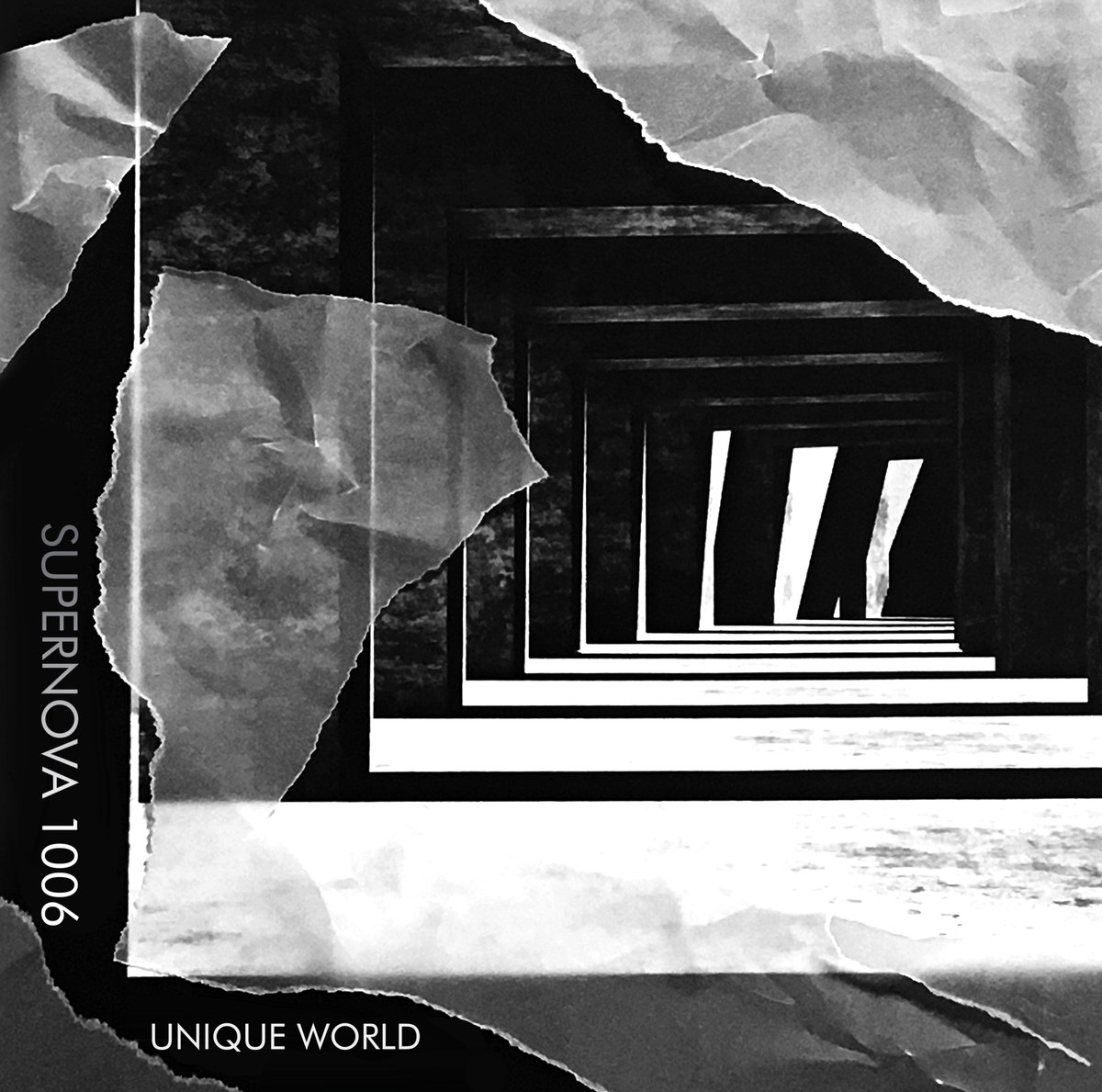 Supernova 1006 - Unique World (LP; 2017)