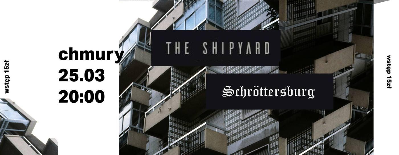 The Shipyard - Schrottersburg (Chmury - Warszawa - 25.03.2017)