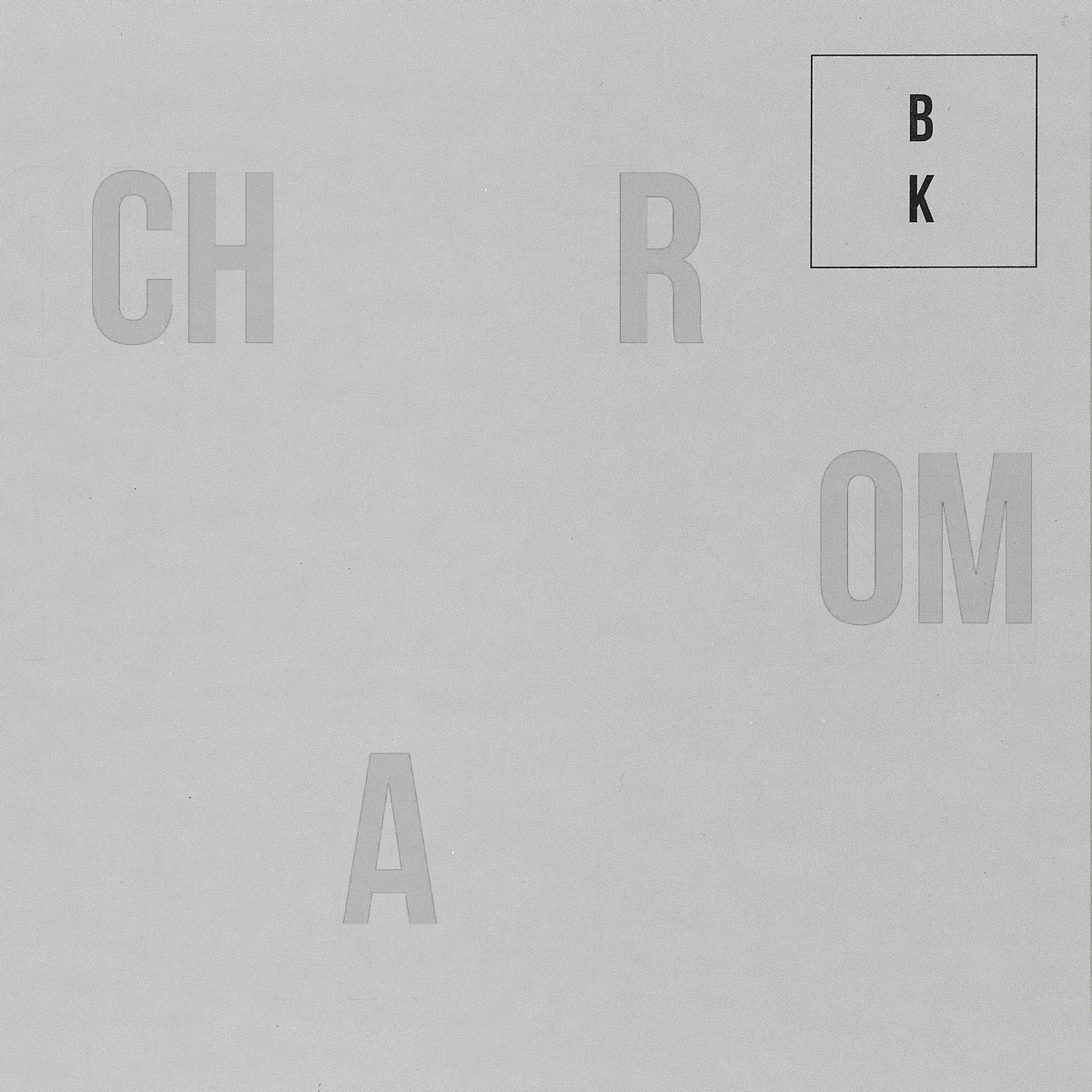 Buzz Kull - Chroma (LP; 2017)