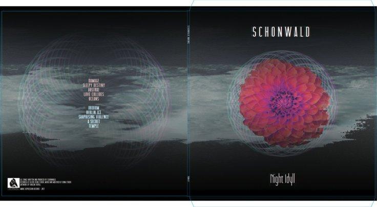 Schonwald - Night Idyll (vinyl cover)