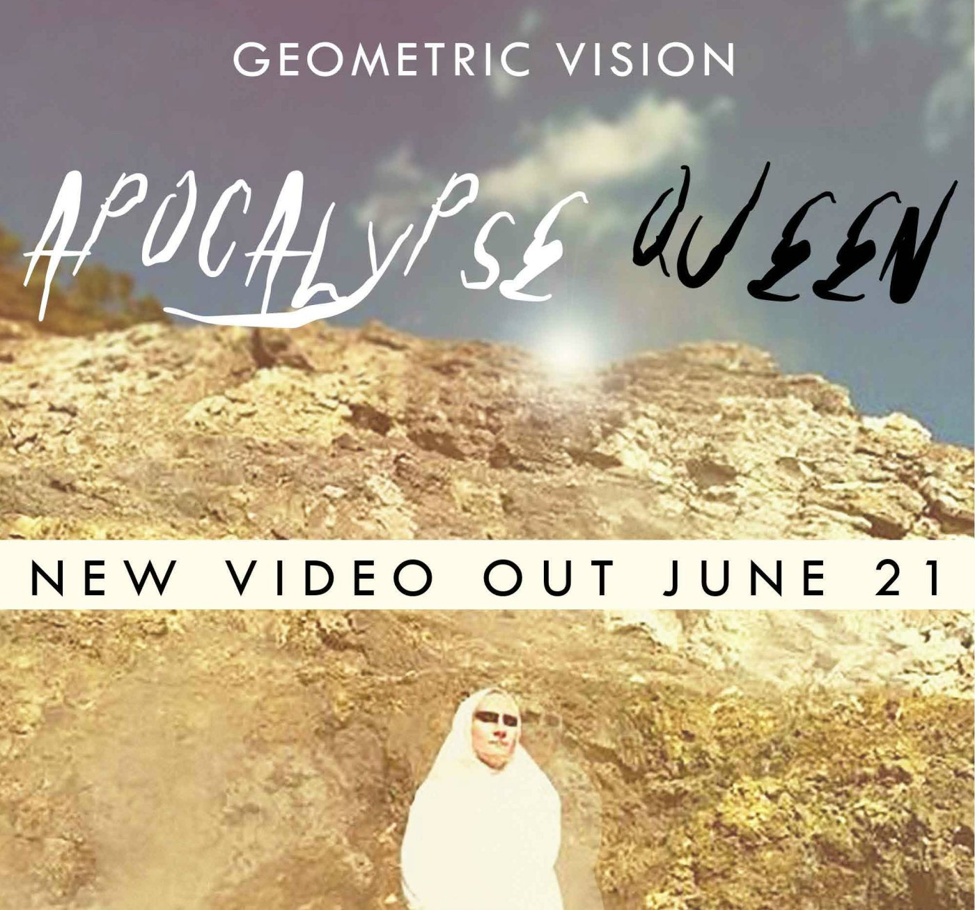 Geometric Vision - Apocalypse Queen