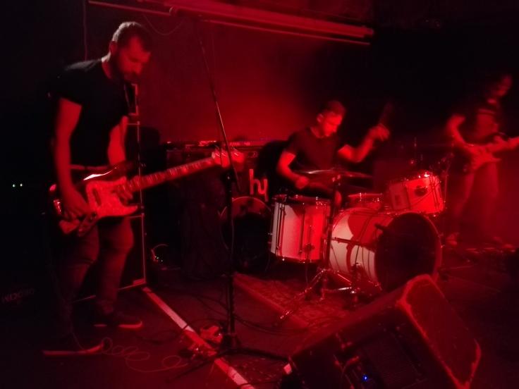 Huta Plastiku (koncert w Chmurach; 08.06.2017 / fot. Szymon Gołąb)