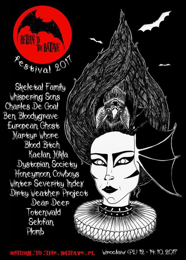 Return To The Batcave Festival 2017