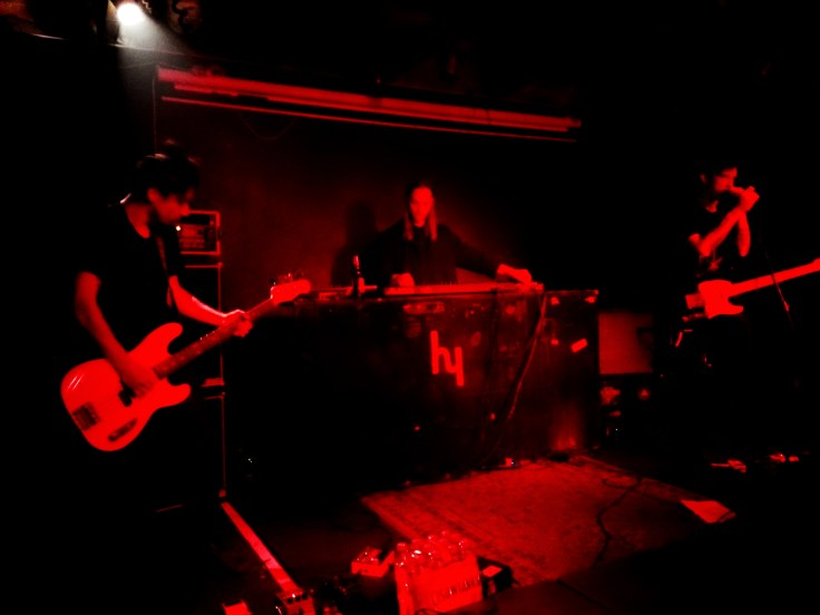Ritual Howls (koncert w Chmurach; 08.06.2017 / fot. Szymon Gołąb)