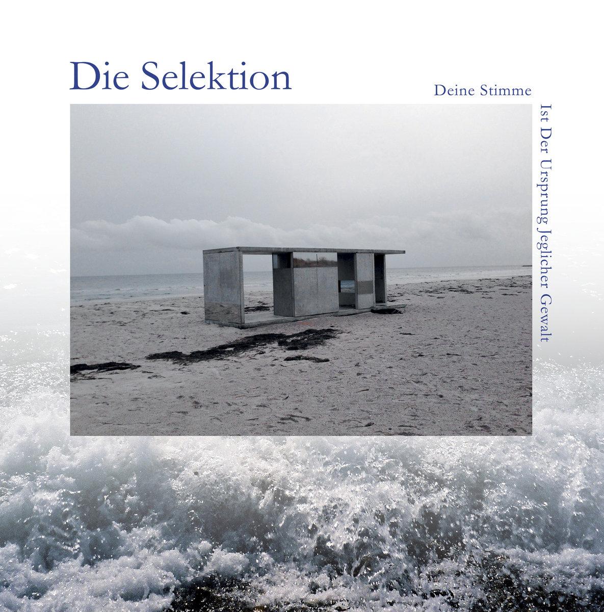 Die Selektion - Deine Stimme Ist Der Ursprung Jeglicher Gewalt (LP; 2017)
