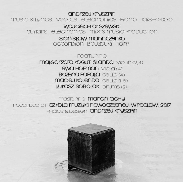 NoxVox - Niedowidzenia (LP; 2017)
