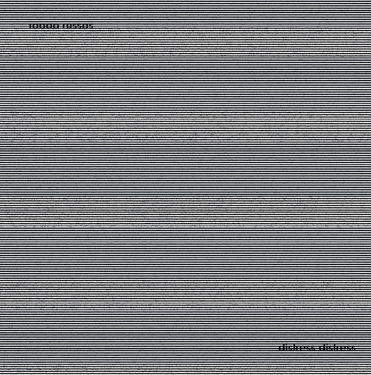 10.000 Russos - Distress Distress (LP; 2017)