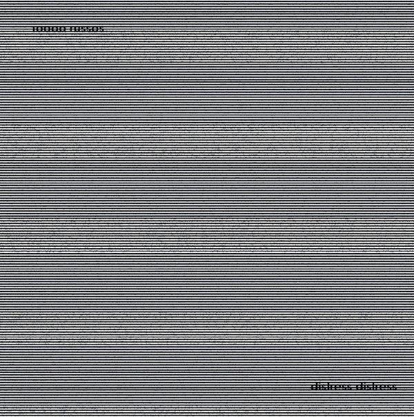 10.000 Russos - Distress Distress (LP; 2017)