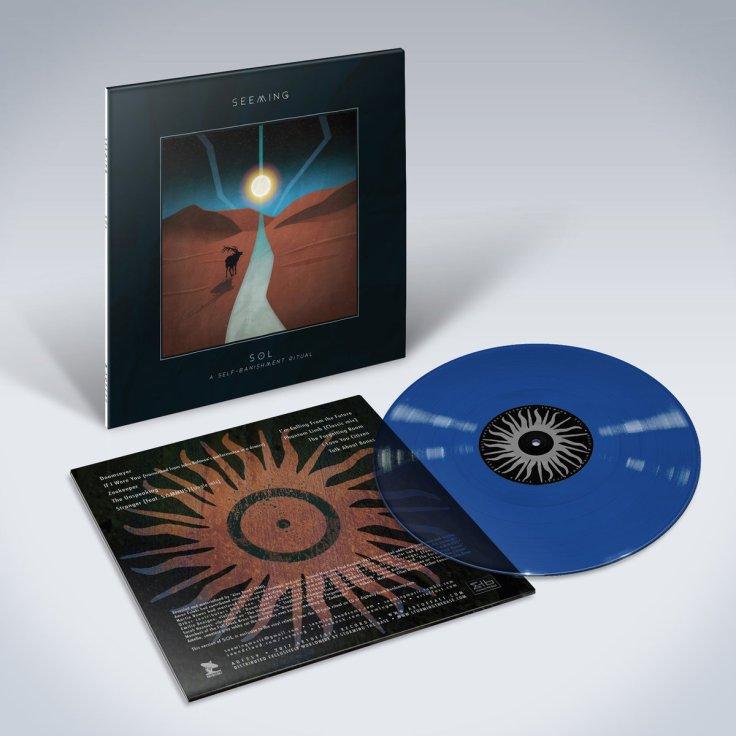 Seeming - SOL - A Self-Banishment Ritual (vinyl)