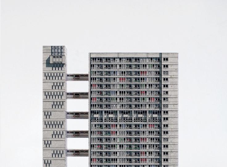 Zupagrafika - z cyklu Brutal London (źródło: zupagrafika.com)