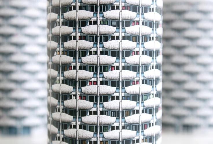 Zupagrafika - z cyklu Paris Brut (źródło: zupagrafika.com)