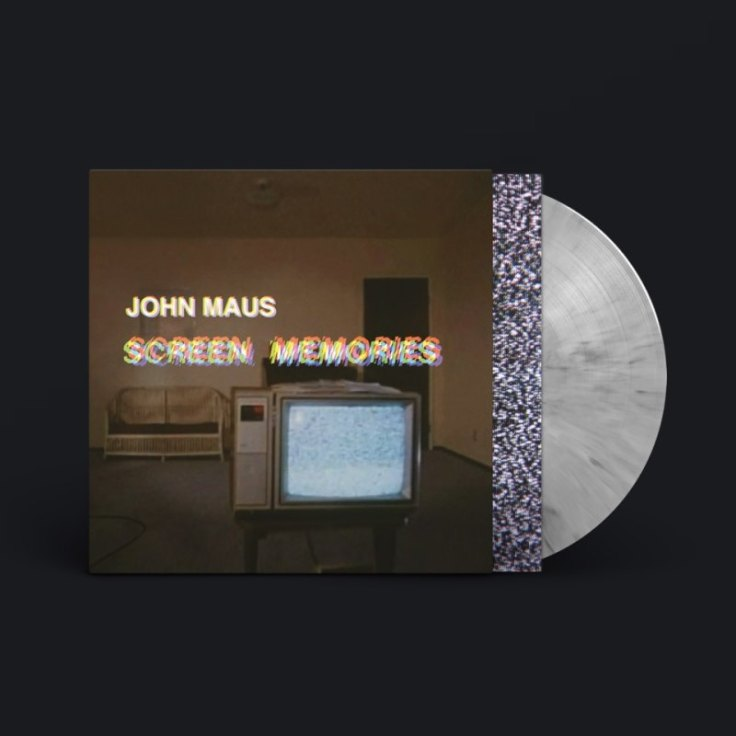 John Maus - Screen Memories (LP; 2017; vinyl)