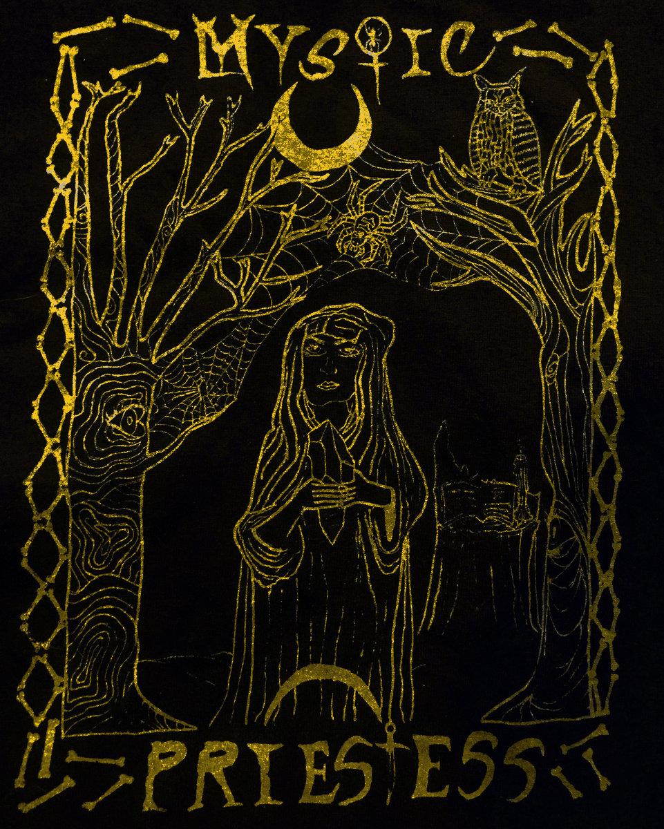 Mystic Priestess - Mystic Priestess (EP; 2017)