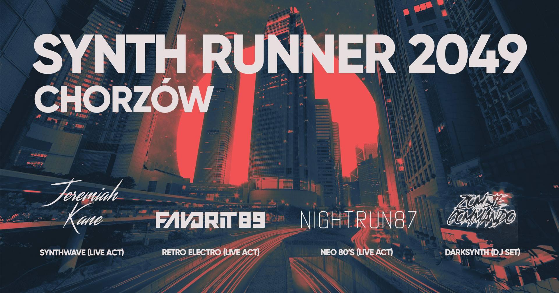 SynthRunner 2049 (Red&Black - Chorzów - 06.04.2018)
