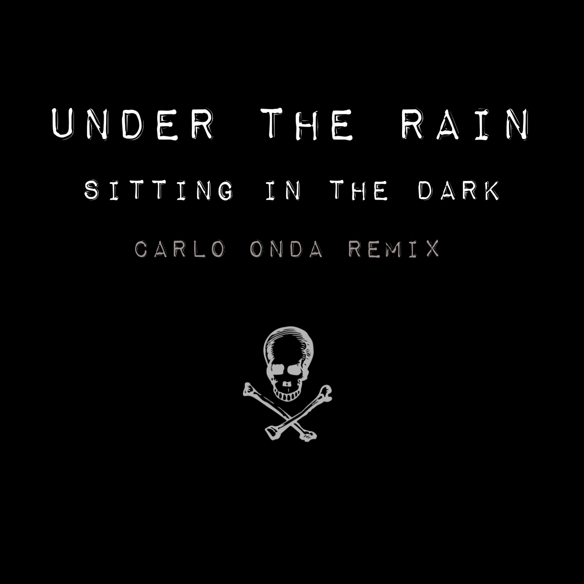 Under the Rain - Sitting in the Dark (Carlo Onda Remix)