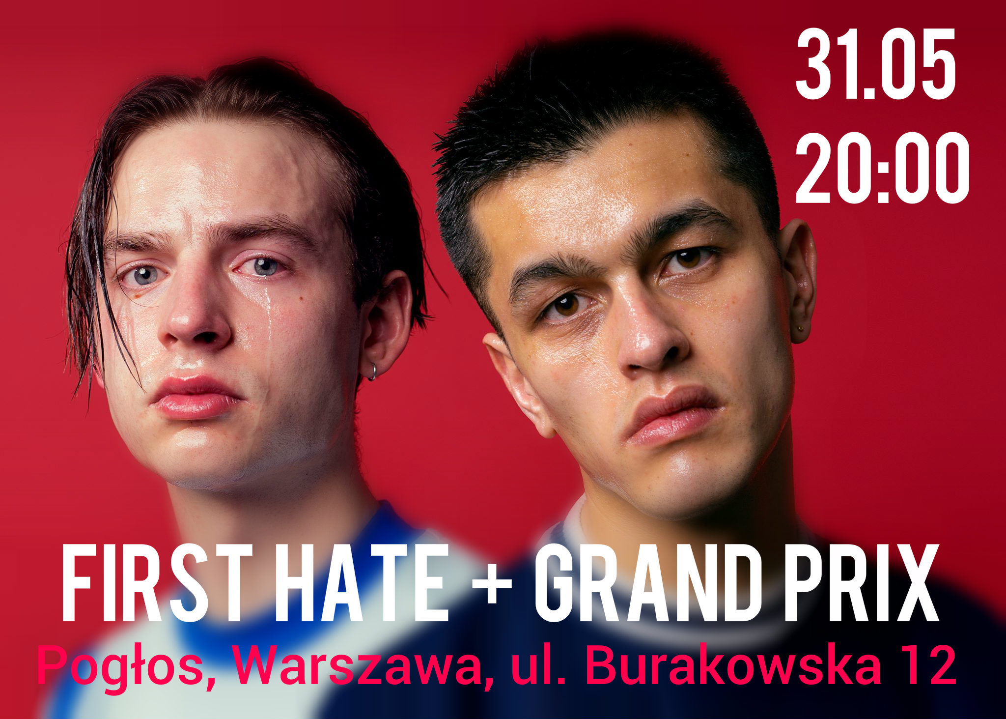 First Hate - Grand Prix (Pogłos - Warszawa - 31.05.2018