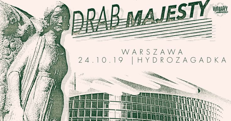 Drab Majesty - Body of Light (Hydrozagadka - Warszawa - 24.10.2019)