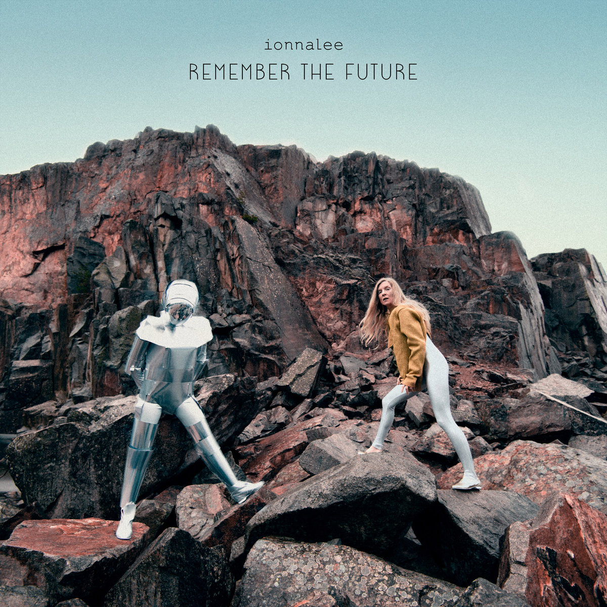 Ionnalee - Remember the Future (LP; 2019)