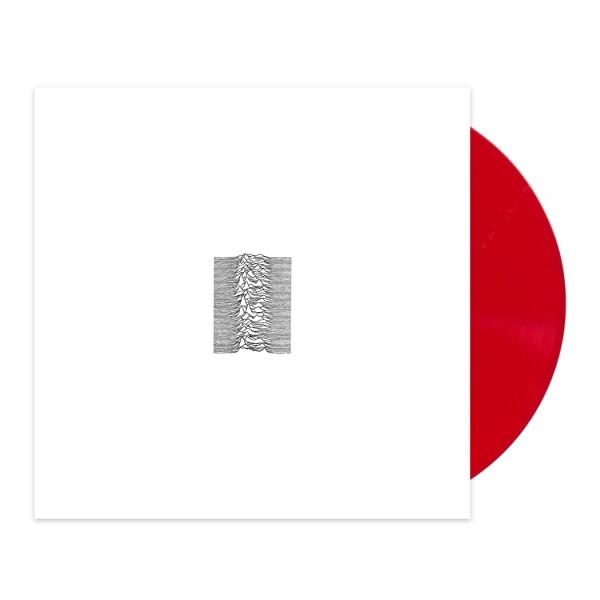 Joy Division - Unknown Pleasures (reedycja 14 czerwca 2019; źródło: neworder.com)