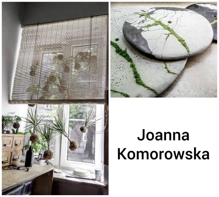 Joanna Komorowska - Wave Press Obrazy