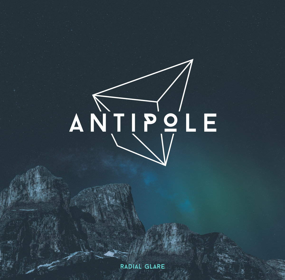 Antipole - Radial Glare (CD, LP; 2019)