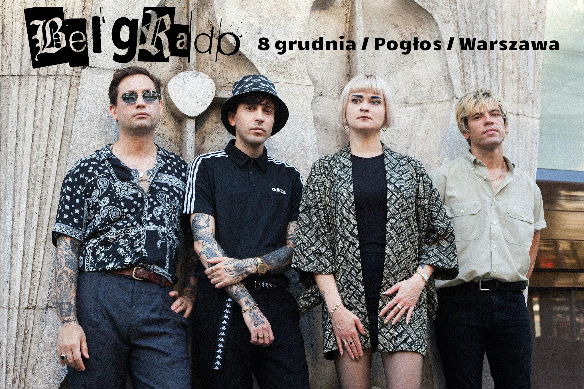Belgrado (Pogłos - Warszawa - 08.12.2019)