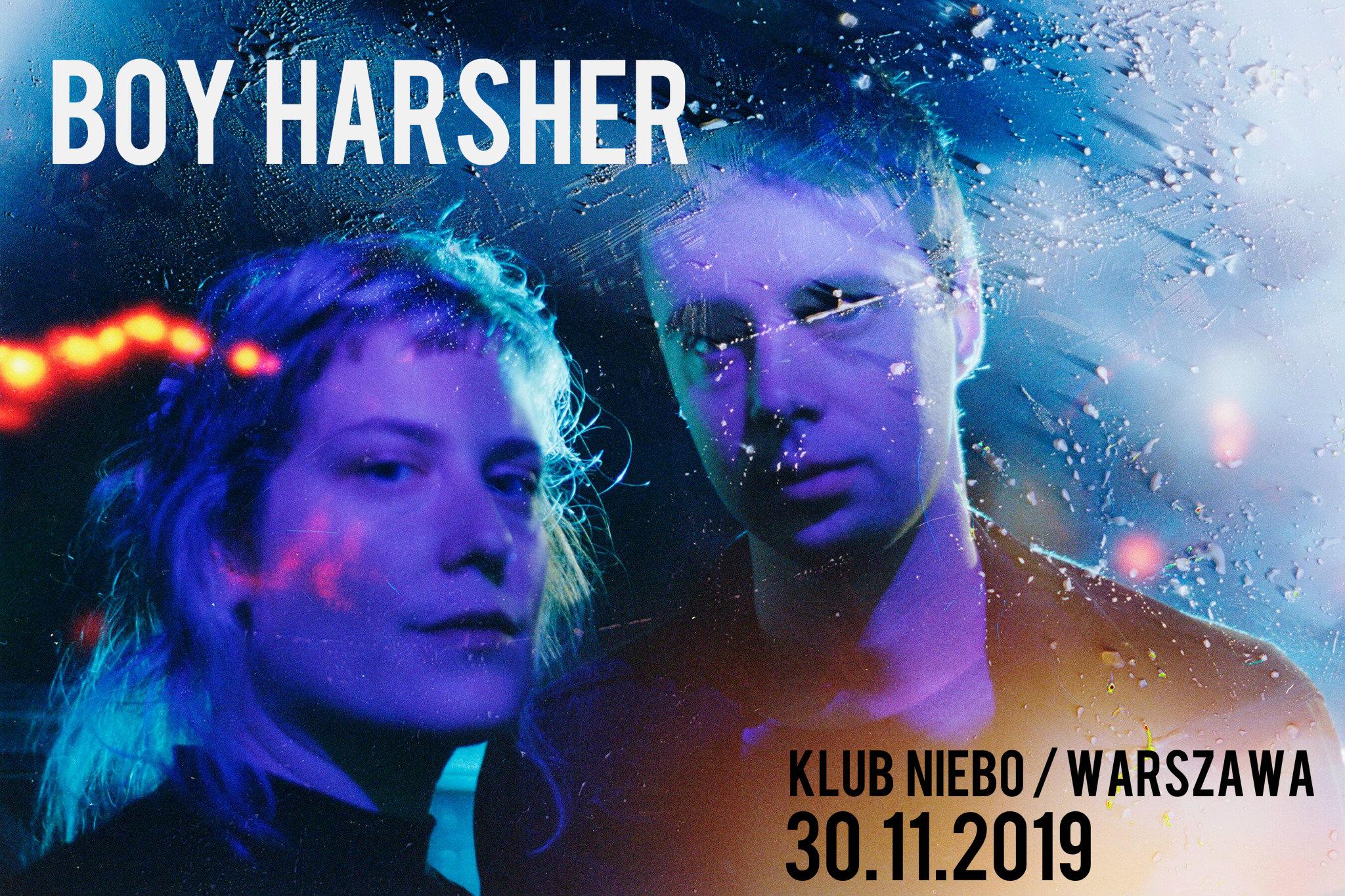 Boy Harsher (Warszawa - Niebo - 30.11.2019)