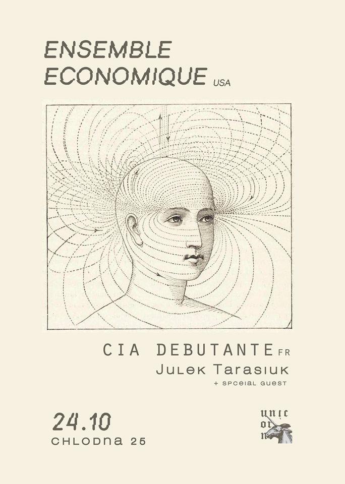 Ensemble Economique (CH 25 - Warszawa - 24.10.2019)
