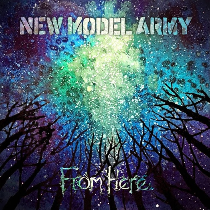 New Model Army - From Here (LP; 2019)