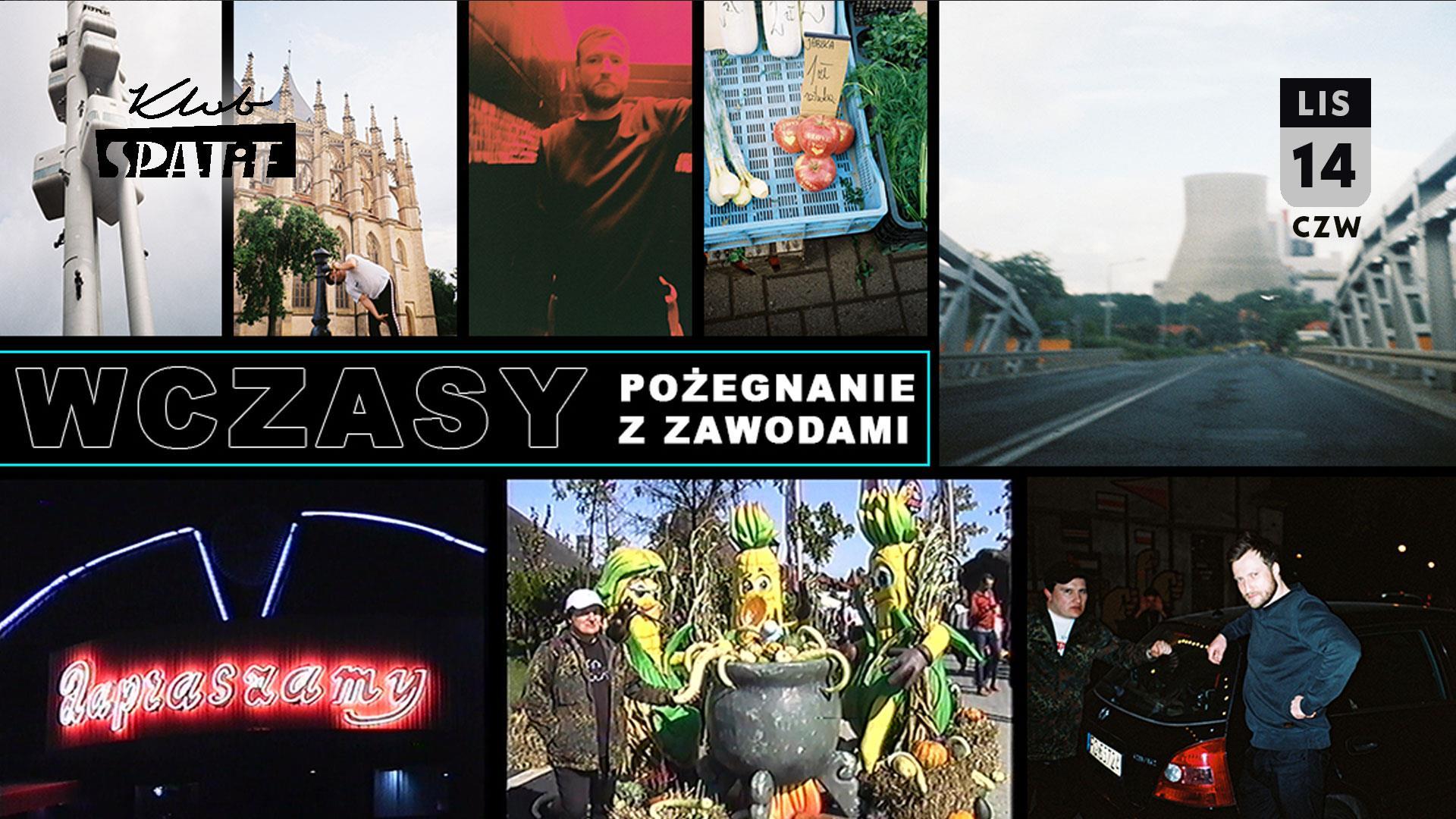 Wczasy (Warszawa - Spatif - 14.11.2019)