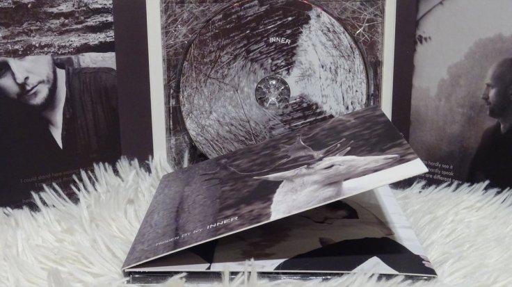 Hidden By Ivy - Inner (CD, digipak, źródło - Bandcamp)
