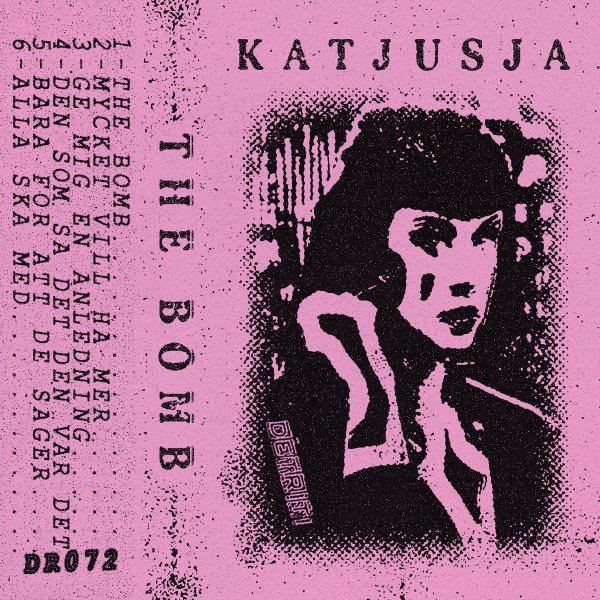 Katjusja - The Bomb (MC; 2019)