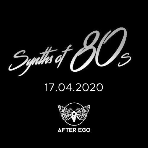 Synth of 80s - After Ego - Szczecin - 17.04.2020