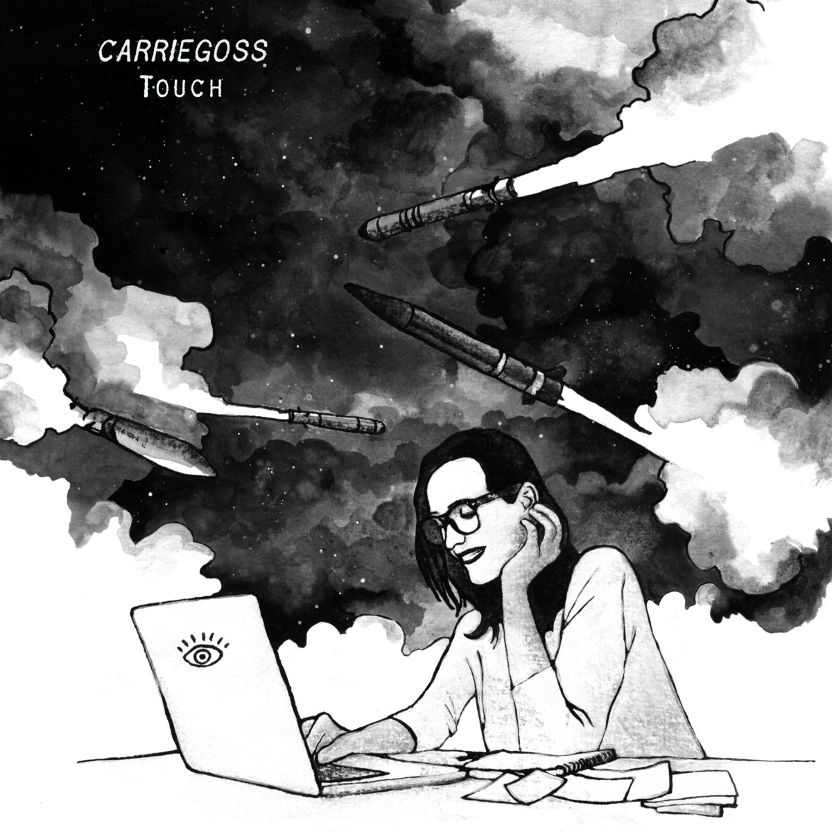 Carriegoss - Touch (EP; 2020)